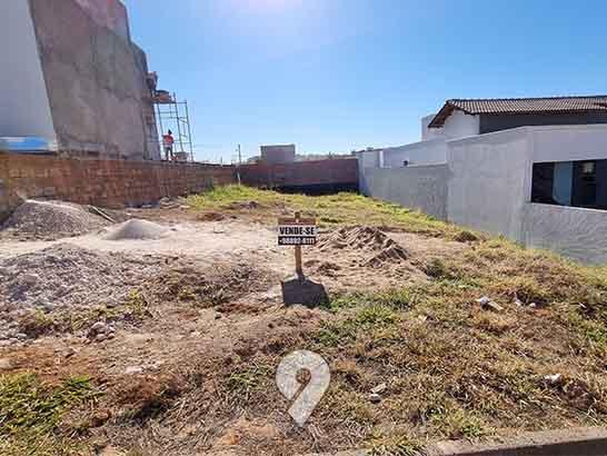 Terreno à venda no Condomínio Villagio 2 1