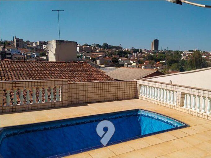 Casa - Alvorada à venda em Araxá